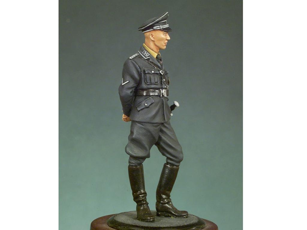 Oficial Alemán SS 1936  (Vista 2)