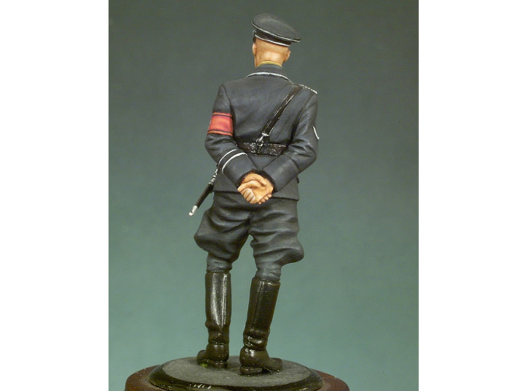 Oficial Alemán SS 1936  (Vista 3)