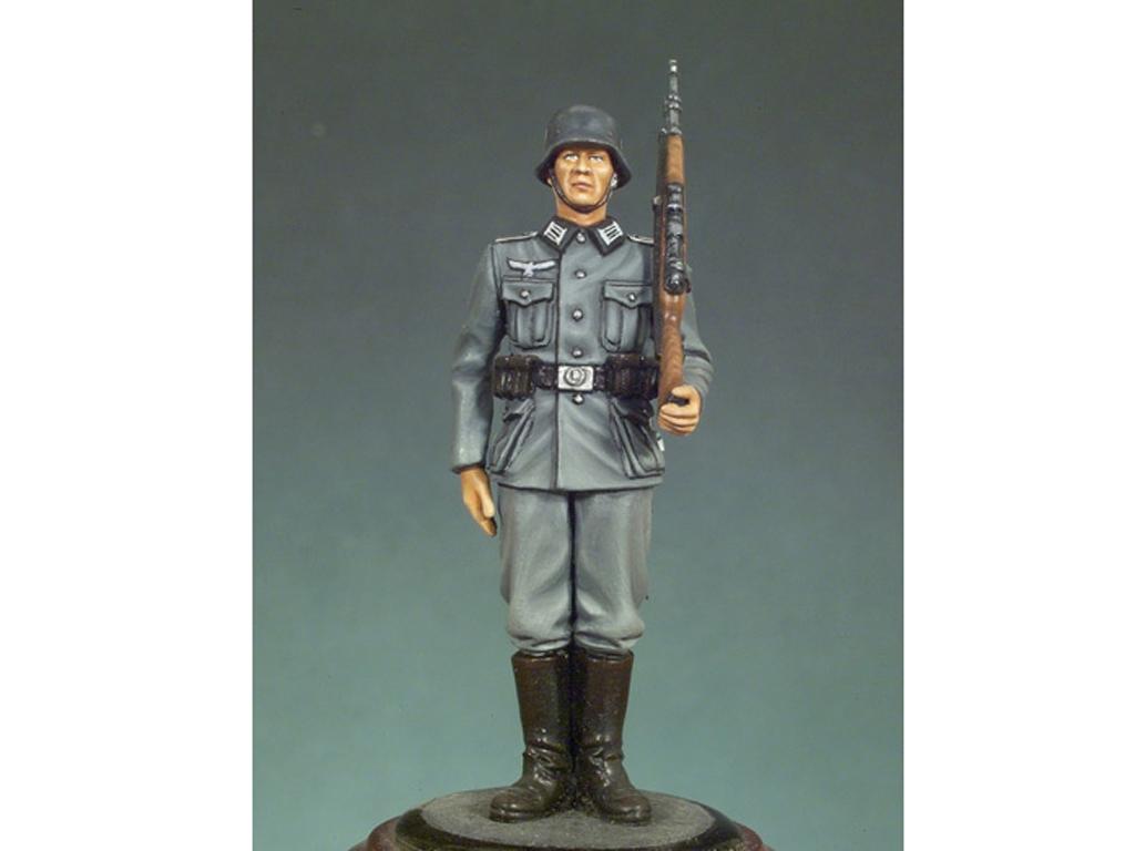 Soldado Alemán 1941  (Vista 1)