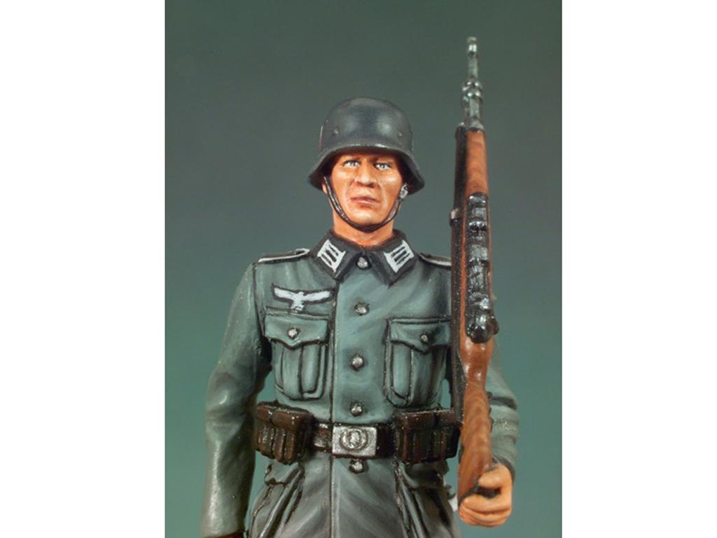 Soldado Alemán 1941  (Vista 4)