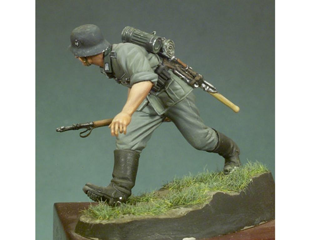 Granadero Alemán 1940  (Vista 3)