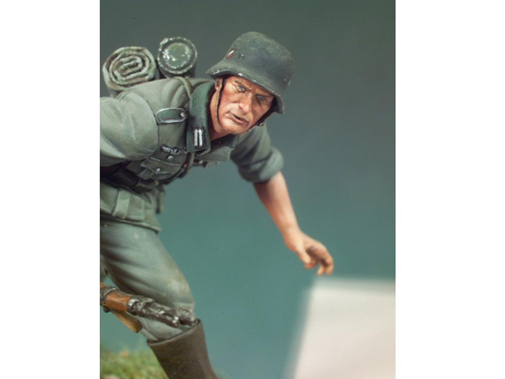 Granadero Alemán 1940  (Vista 4)