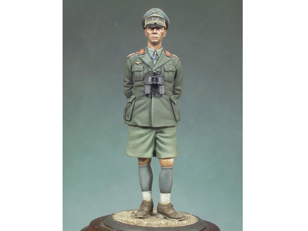 Rommel Agosto 1942  (Vista 1)