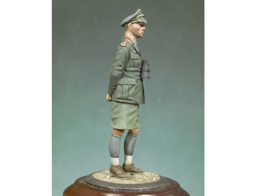 Rommel Agosto 1942  (Vista 2)