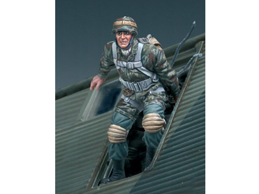 Paracaidista Aleman 2ªG.M. - Ref.: ANDR-S5F047