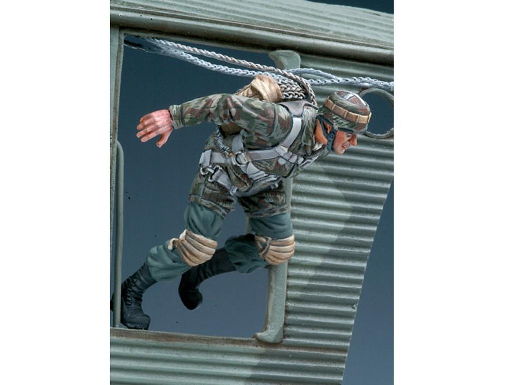 Paracaidista Aleman 2ªG.M.  (Vista 2)