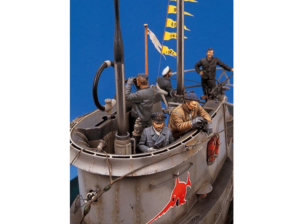 U-Boat VII C. Lobo de los mares  (Vista 2)