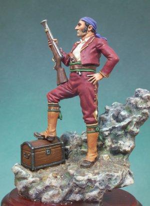 Guerrillero Español  (Vista 2)