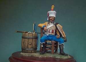 Trompeta del 9º Hussares  (Vista 1)