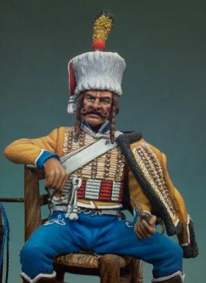 Trompeta del 9º Hussares  (Vista 2)