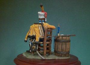 Trompeta del 9º Hussares  (Vista 4)