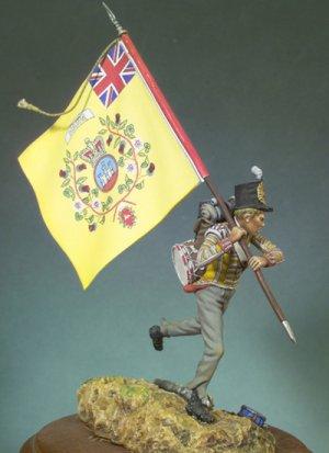 Tambor Inglés 1812  (Vista 3)