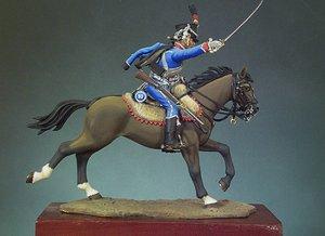 Soldado de Husares I  (Vista 2)