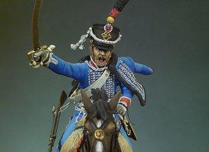 Soldado de Husares I  (Vista 4)