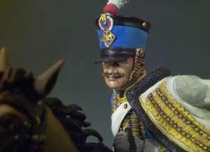 Soldado de Husares II  (Vista 1)