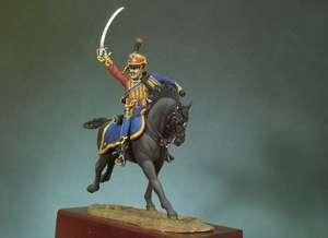 Oficial de Husares  (Vista 1)