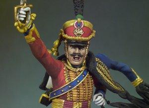 Oficial de Husares  (Vista 2)