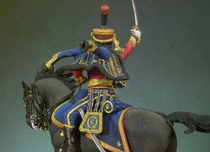Oficial de Husares  (Vista 3)