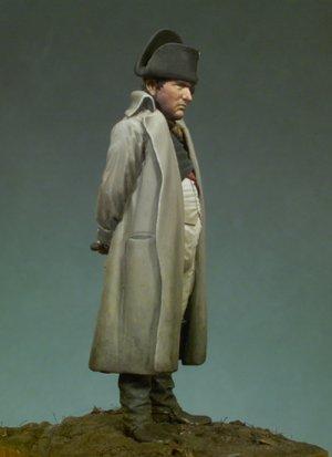 Napoleón I con abrigo  (Vista 3)