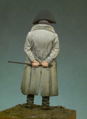 Napoleón I con abrigo  (Vista 4)