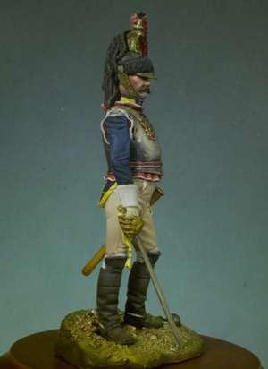 Oficial de Coraceros 1807  (Vista 1)