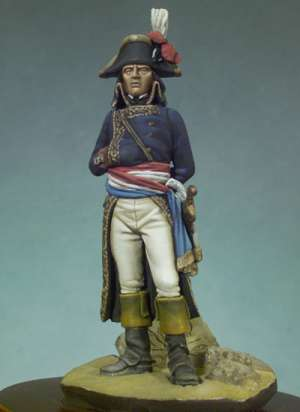 Bonaparte en Egipto (1798)  (Vista 1)
