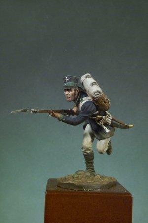 Infante Prusiano 1815  (Vista 4)