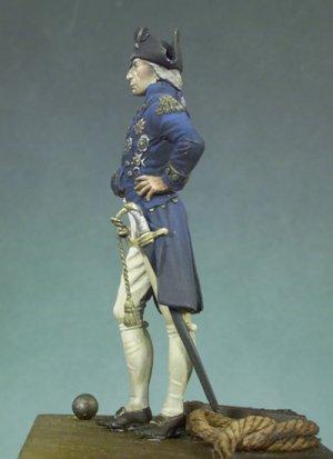 Vice-Almirante Horatio Nelson,Trafalgar  (Vista 3)