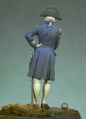 Vice-Almirante Horatio Nelson,Trafalgar  (Vista 4)