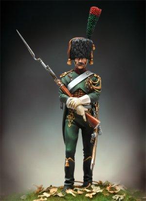 Chasseur à Cheval de la Garde 1807  (Vista 1)