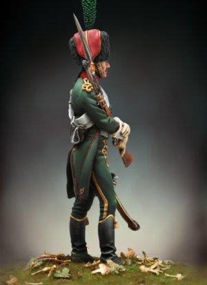Chasseur à Cheval de la Garde 1807  (Vista 3)