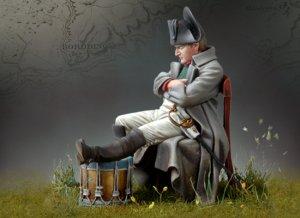 Napoleon en Borodino 1812  (Vista 2)