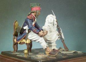 Después de la Revolución 1793  (Vista 3)