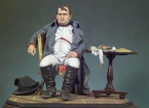 Napoléon í Fountainebleau  (Vista 1)