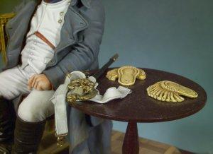Napoléon í Fountainebleau  (Vista 2)