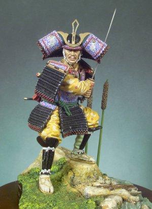 Guerrero Samurai, 1300  (Vista 1)