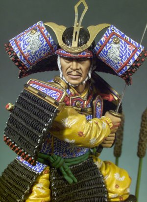 Guerrero Samurai, 1300  (Vista 4)