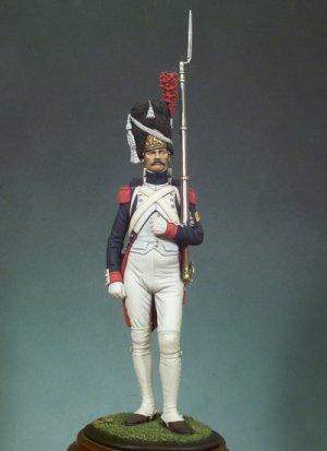 Granadero de la Guardia Imperial  (Vista 1)