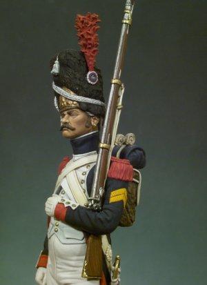 Granadero de la Guardia Imperial  (Vista 2)