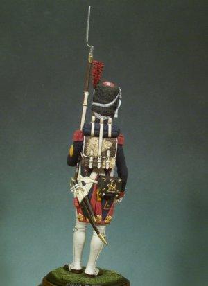 Granadero de la Guardia Imperial  (Vista 3)