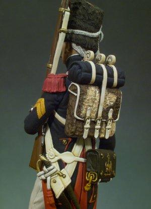 Granadero de la Guardia Imperial  (Vista 4)