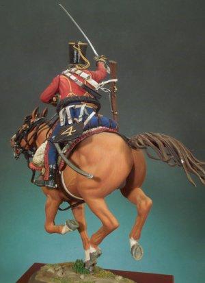 Husar Francés, 1813  (Vista 3)