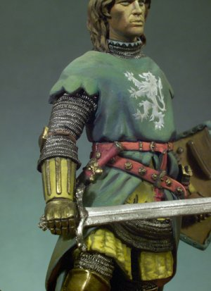 Caballero Medieval, 1.320  (Vista 2)