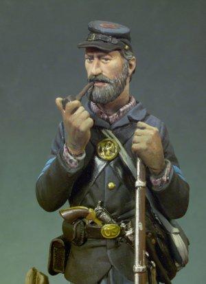 Sargento Infantería Americana, 1863  (Vista 2)