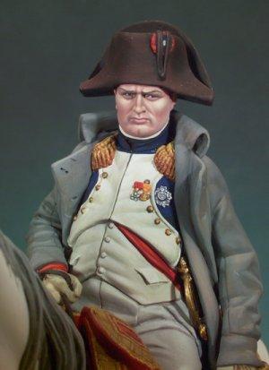 Napoleón a caballo  (Vista 2)