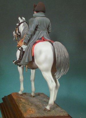 Napoleón a caballo  (Vista 4)