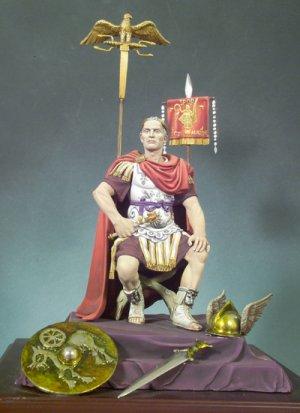 Julio César, Rendición de Vercingetorix   (Vista 1)