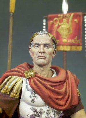 Julio César, Rendición de Vercingetorix   (Vista 2)