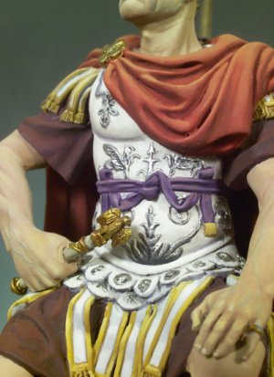 Julio César, Rendición de Vercingetorix   (Vista 3)