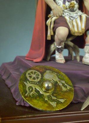 Julio César, Rendición de Vercingetorix   (Vista 4)